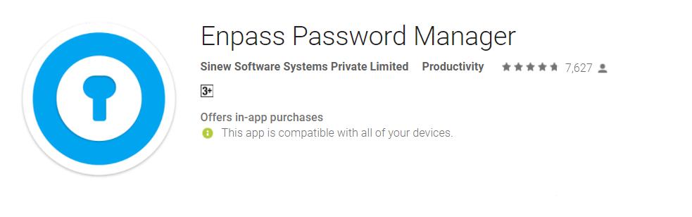 enpass - autofill apps