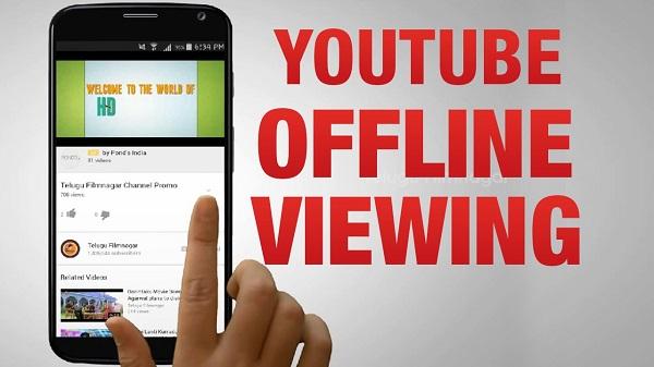 youtube offline videos